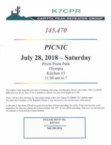 2018 Picnic